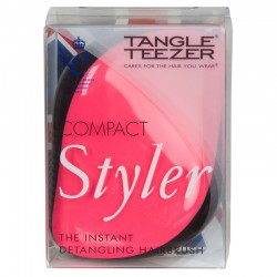 Tangle Teezer Compact Styler- Pink Sizzle